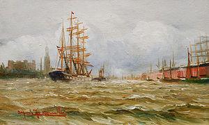 Alfred Jensen - Hamburger Hafen.jpg