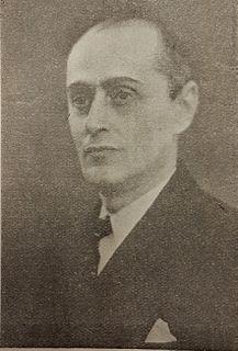 Alfred Naqqache Lebanese politician