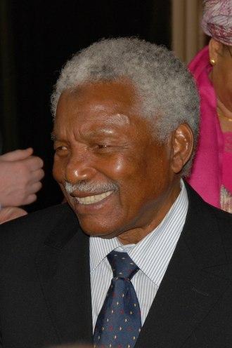 Ali Hassan Mwinyi - Image: Ali Hassan Mwinyi 2