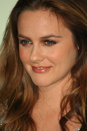 Alicia Silverstone at the Sanctury Gala 2006