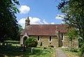 All Saint's Church, Blackham - geograph.org.uk - 1374492.jpg
