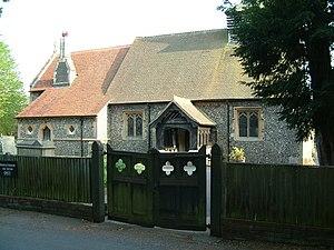 Hutton, Essex - All Saints church