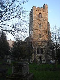 All Saints Church, Fulham 02.JPG