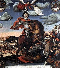 Allegory of the Victory at Poltava. (Apotheosis of Peter I)..jpg