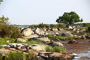Blekinge archipelago - Image: Almö (3)