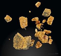 Jelenite (amber)