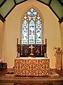 Altar, St John the Evangelist, Lund - geograph.org.uk - 496866.jpg