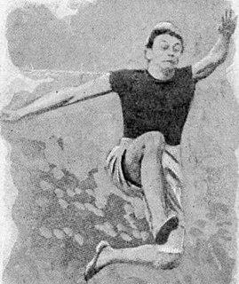 Athletics at the 1900 Summer Olympics – Mens long jump Athletics at the Olympics