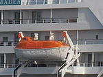 Amadea Lifeboat Tallinn 7 September 2012.JPG