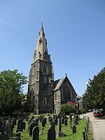 Ambleside parish church