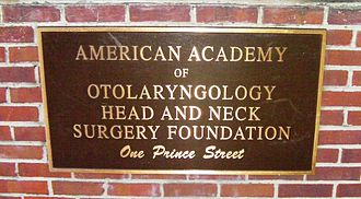 American Academy of Otolaryngology–Head and Neck Surgery - Sign in Washington, D.C.