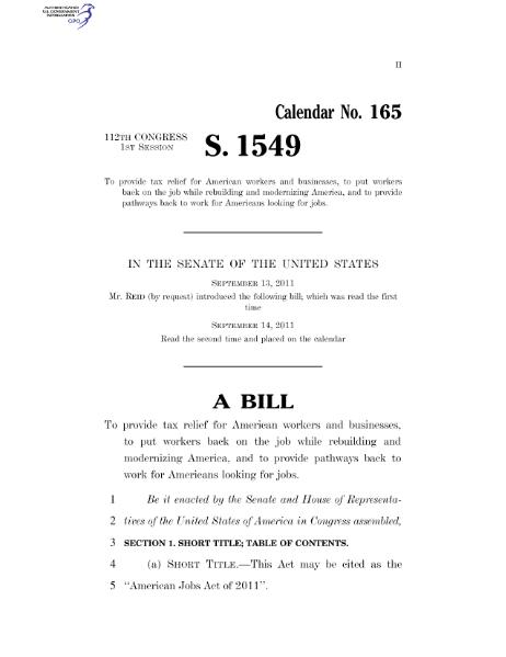 File:American Jobs Act (Reid).djvu