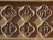 Les Cathédrales du monde ! - Page 2 180px-Amiens_cathedral_016