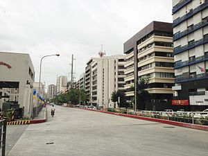 Amorsolo Street - Image: Amorsolo Street