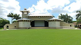 Amphitheater Wellington, Florida front.jpg