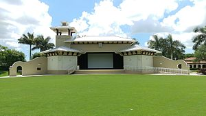 Wellington, Florida - Amphitheater Wellington, Florida