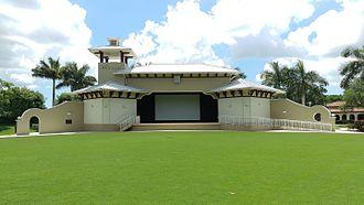 Wellington, Florida - Amphitheater Wellington, Florida