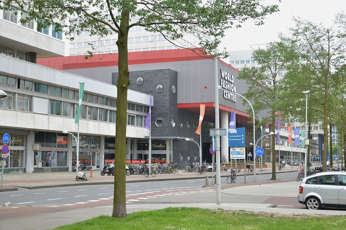 World Fashion Centre: Fashion showrooms Amsterdam 54