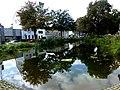 Andernach – Teich zwischen Stadtmauer und Stadtgraben - panoramio.jpg