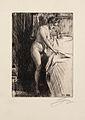 Anders Zorn - Olandine (etching) 1904.jpg