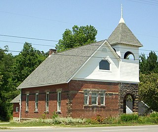 Anderson Schoolhouse United States historic place