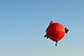 Angry Bird hot air balloon over Canberra 5.JPG