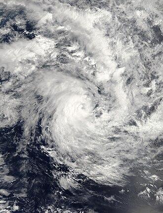 2008–09 Australian region cyclone season - Image: Anika 19 nov 2008 0340Z