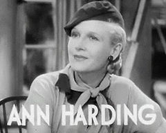 Ann Harding w filmie Biography of a Bachelor Girl
