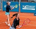 Anna Kalinskaya & Viktória Kužmová (48504243392).jpg