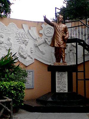 Annabhau Sathe - Image: Anna bhau sathe