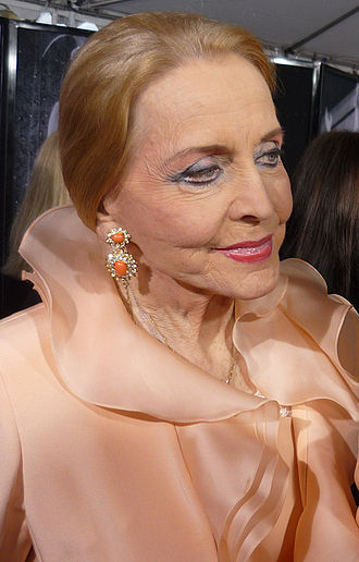 Anne Jeffreys - Jeffreys in 2010
