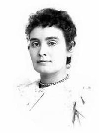 Anne Sullivan - Sullivan circa 1887