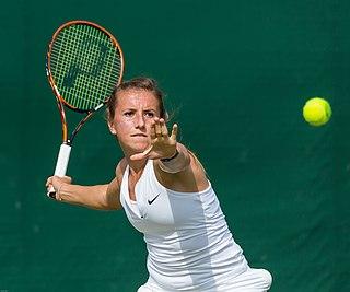 Annika Beck German tennis player