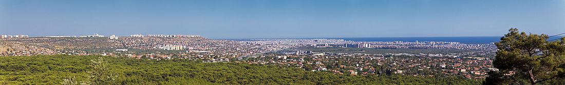 місто Анталія, Туреччина