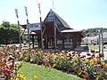 Antenne de l'office de Tourisme du pays voironnais à Charavines.jpg