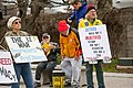 Anti-War Rally Chicago Illinois 4-21-18 0955 (39893476510).jpg