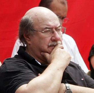 Antonio Skármeta - Antonio Skármeta in 2009