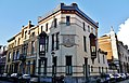 Antwerpen Jugendstil Waterloostraat Herfst, Winter, Zomer en Lente 03.jpg