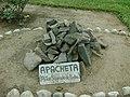 Apacheta en el Jardín Botánico de Lima.jpg