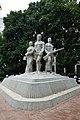 Aparajeyo Bangla - 1979 CE - Sculpture by Syed Abdullah Khalid - University of Dhaka Campus - Dhaka 2015-05-31 2365.JPG