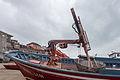 Aparellos de pesca. Cambados-2013-1.jpg