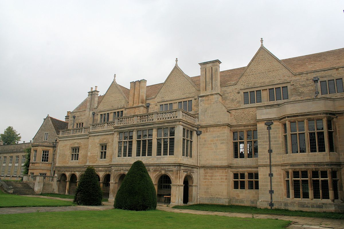 Apethorpe palace wikipedia for Rowan house
