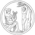 Apollon und Marsyas MKL1888.png