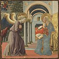 Apollonio di Giovanni - The Annunciation - 1871.40 - Yale University Art Gallery.jpg