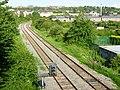 Approaching Radford Junction - geograph.org.uk - 875416.jpg