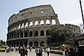 Approaching the Colosseum (5772774363).jpg