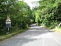 Approaching the exit to Inverawe Country Park near Bridge of Awe - geograph.org.uk - 1356837.jpg