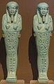 April 26, 2012 - San Diego Museum of Man - Faience Ushabtis of General Pakhas.jpg