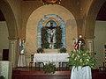 Aratuba CE Brasil Distrito de Catolé - Altar da Capela - panoramio.jpg