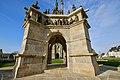 Arc de Triomphe de l'Enclos Paroissial de Pleyben (Finistère).jpg